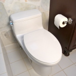Best Flushing, 1.28 GPM Toilet:Toto Eco-Supreme