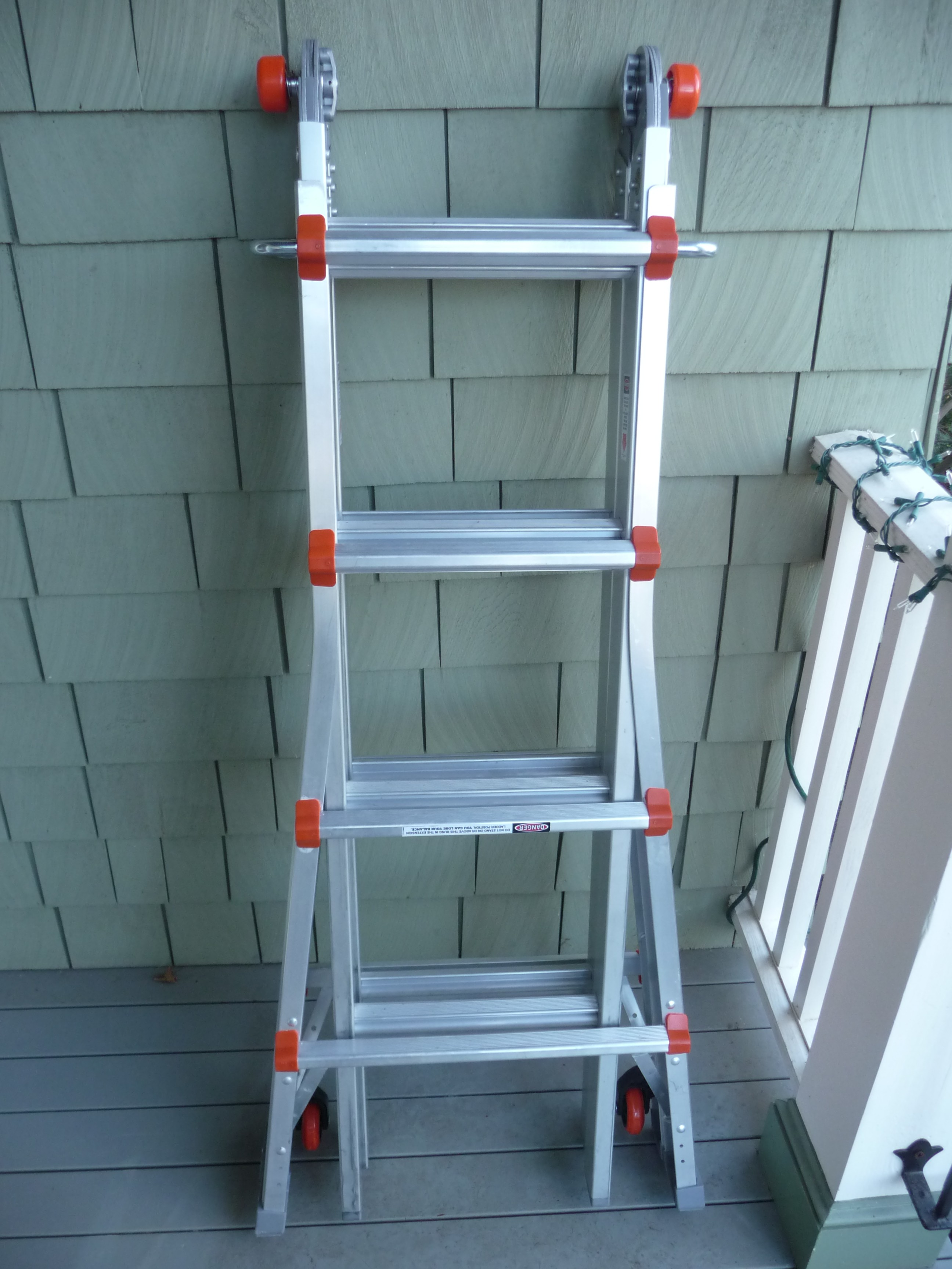 Best Home Ladder: Little Giant Alta One 17 & Megalite – Rock Solid, Lighter, Adapts To Every Job