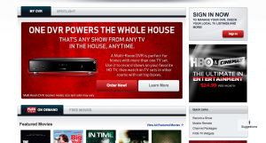 Verizon DVR Sign Up Page 300x161 Tech Update: New Verizon Fios DVR Grows Up and Gets A Face Lift
