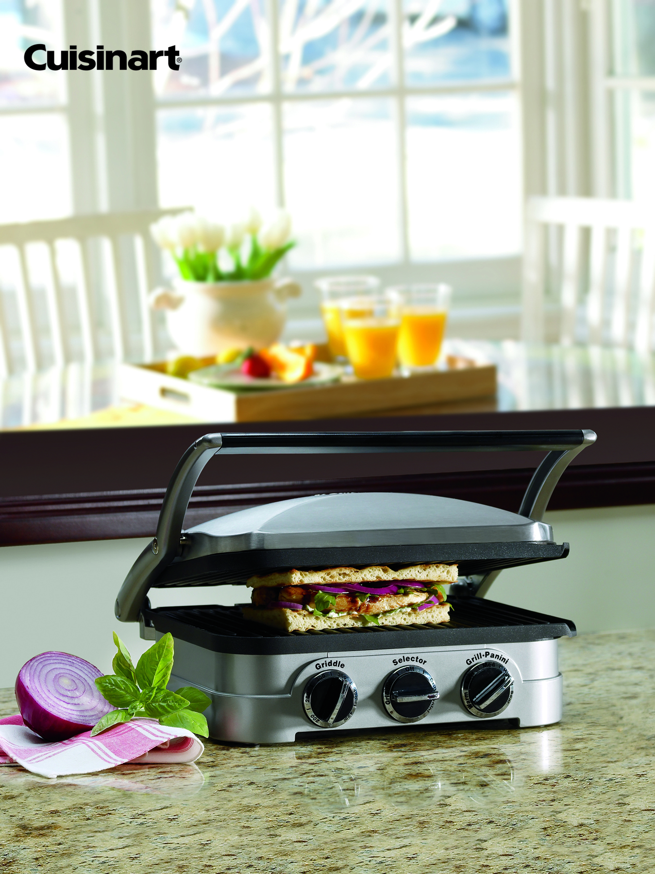 Best Indoor Grill: Cuisinart Griddler 4N – A Fast, Flexible, Easy Clean-Up Electric Grill